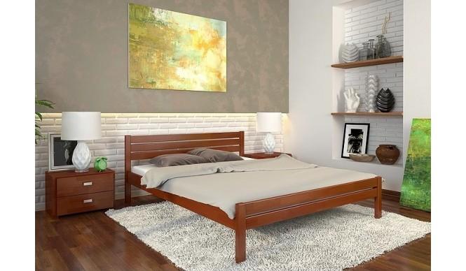Двоспальне ліжко Арбор Древ Роял 160х200 сосна (RS160)