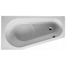 Ванна Riho Delta асиметрична 160*80 см, R (BB82)