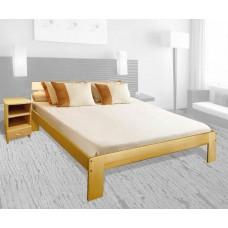 Двоспальне ліжко Берест Вікторія 140х200 (BR66)