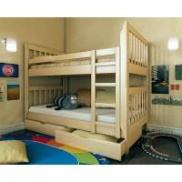 Двоярусне ліжко Берест Заріна 90х200 (BR42)