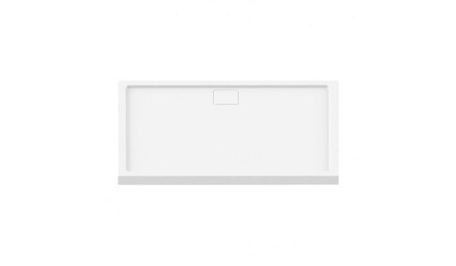 Душовий піддон NEW TRENDY LIDO 110x80x5,5 см (B-0328)