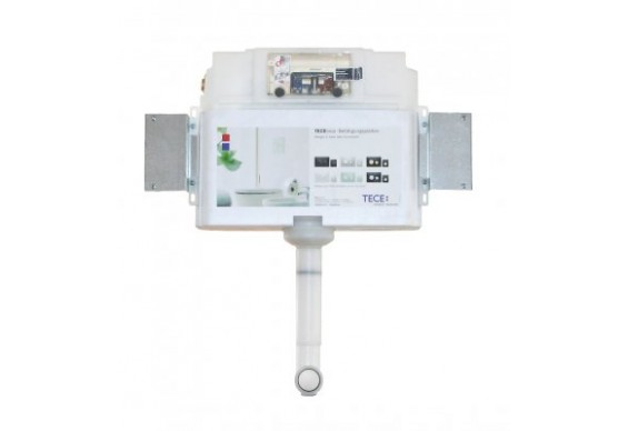 Бачок TECE Profil 130мм для встановлення з підлоговим унітазом (9.041.008)