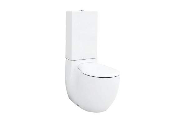 Унітаз моноблок ArtCeram Blend, matt white (BLV0030500)