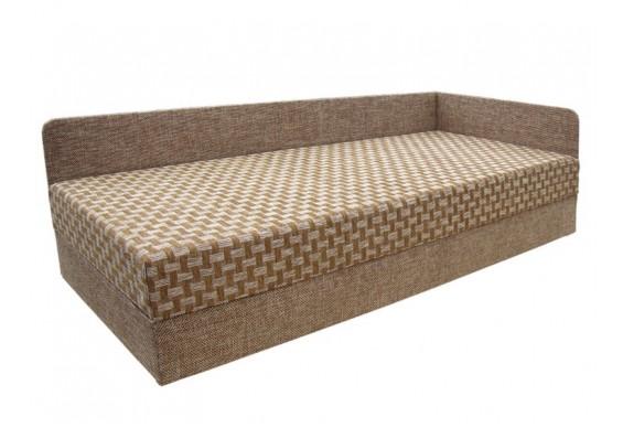 Односпальне ліжко ТМ Віка Болеро 80x200 (DR80)