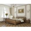 Двоспальне ліжко Естелла Діана 140х200 буковий масив (DV-10)