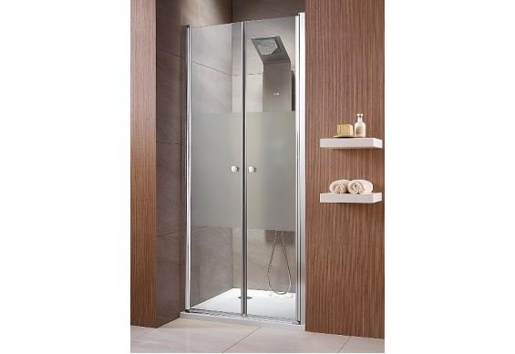 Душові двері в нішу Radaway Eos DWD 100, прозоре (37723-01-01N)