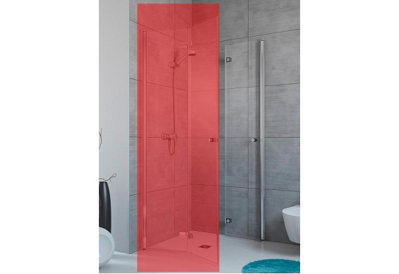 Права частина душової кабіни Radaway Fuenta New KDD-B 90 (384071-01-01R)
