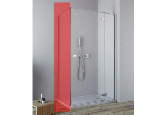 Двері для душової кабіни Radaway Fuenta New KDJ 110 праві (384041-01-01R)