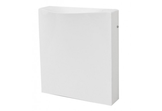Підлоговий умивальник ArtCeram Oneshot back, white (OSL0060100)