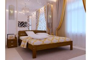 Двоспальне ліжко НеоМеблі Октавія С1 140х190 (NM18)