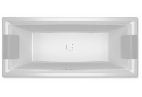 Ванна Riho Still Square LED 170x75 см, підголівник з права і ліва (BR0200500K00132)