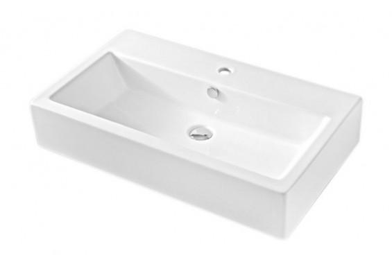 Підвісний умивальник ArtCeram Fuori box 27, white (TFL0200100)