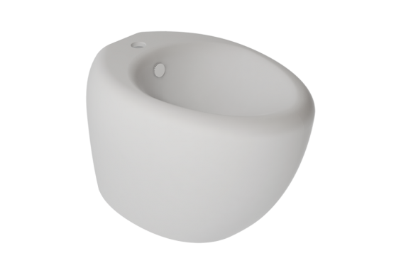 Підлогове біде GSG TOUCH 55 см white matt (TOBI01001)