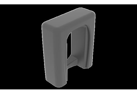 Панель для біде GSG TOUCH 41x16 matt Ash (TOCOBI003)