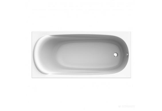 Ванна прямокутна Kolo Saga 160x75 см (XWP3860000)
