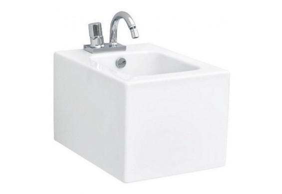 Підвісне біде ArtСeram Block, glossy white (BKB0010100)