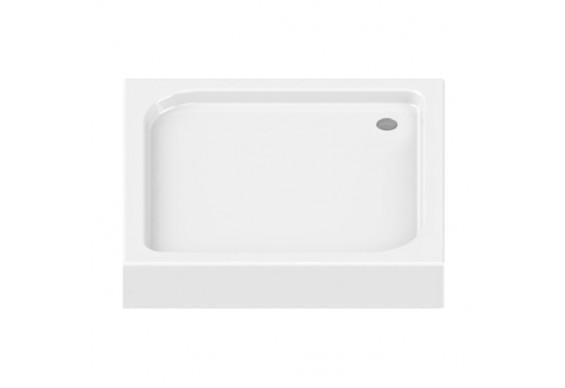 Душовий піддон NEW TRENDY DOMIO 80x80x16 см (B-0347)