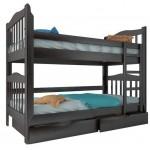 Двоярусне ліжко Берест Маряна 70х190 (BR43)