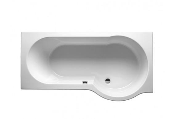 Ванна Riho Dorado асиметрична 170x75/90 см, L (BA81)