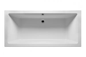 Ванна Riho Lusso пряма 170x75 cм + ніжки (BA18)