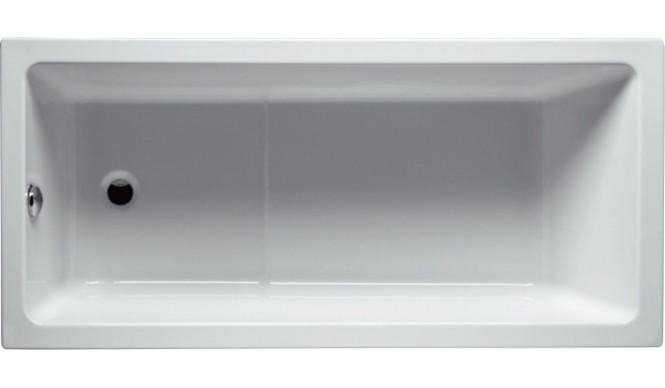 Ванна Riho Lusso Plus пряма 170x80 см + ніжки (BA12)