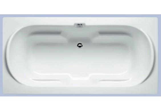 Ванна Riho Montreal пряма 180x90 см (BA13)