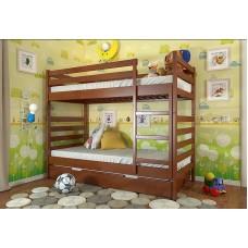 Двоярусне ліжко Арбор Древ Ріо 90х200 сосна (DRS90)