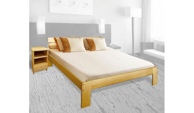 Двоспальне ліжко Берест Вікторія 160х190 (BR67)