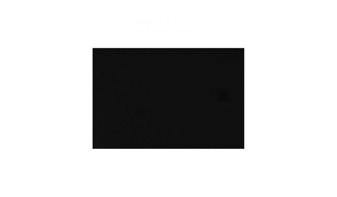 Душовий піддон NEW TRENDY MORI 140x90x3,5 см, чорний RAL 9005 (B-0408)