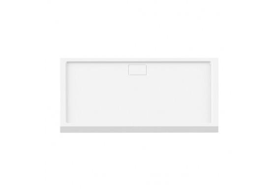Душовий піддон NEW TRENDY LIDO 110x90x5,5 см (B-0329)