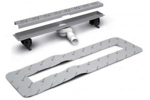 Лінійний трап Radaway, для укладання плиткою від 8 до 12мм, 550мм (5L055A)