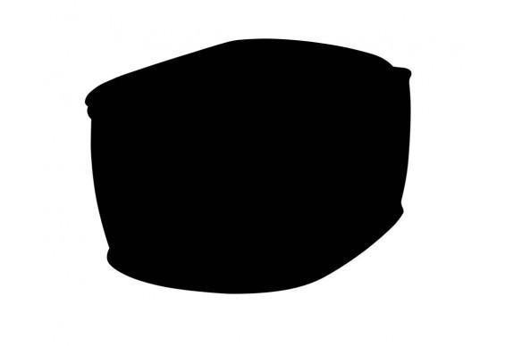 Підвісний унітаз ArtCeram Azuley, glossy black (AZV0010300)
