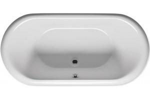 Ванна Riho Dua окремостояча 180x86 см, біла (BD01005)