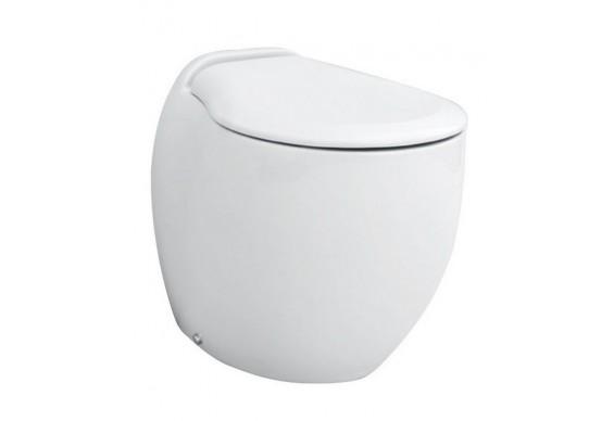 Підлоговий унітаз ArtCeram Blend, white (BLV0020100)