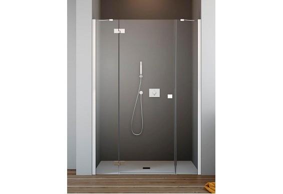 Душові двері в нішу Radaway Essenza New DWJS 110 ліві (385030-01-01L)