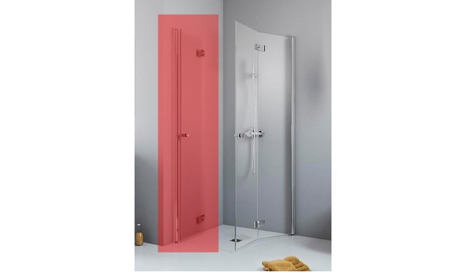 Права частина душової кабіни Radaway Essenza New KDD-B 100 (385072-01-01R)