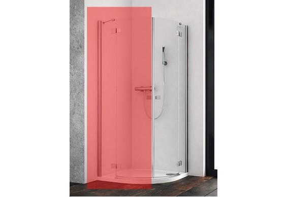 Права частина душової кабіни Radaway Essenza New PDD 90 (385001-01-01R)