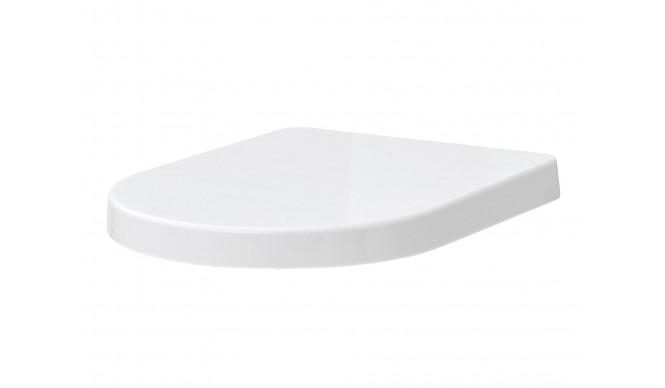 Сидіння soft-close з кришкою для унітазу ArtCeram File 2.0, matt white (FLA00205)