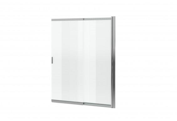 Шторка для ванни EXCELLENT LINER 1100x1400, двосекційна розсувна (KAEX.2920.1100.LP)