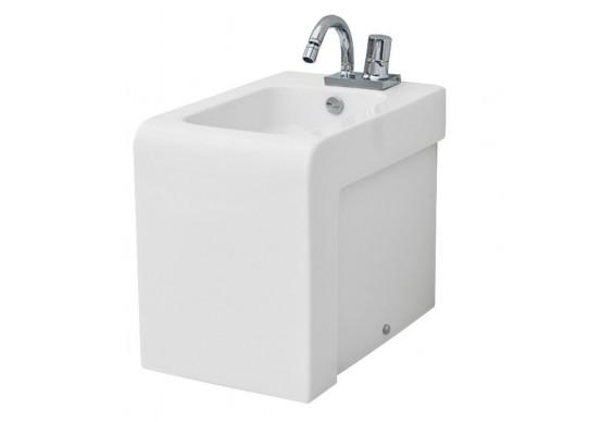 Підлогове біде ArtCeram La Fontana, glossy white (LFB0040100)