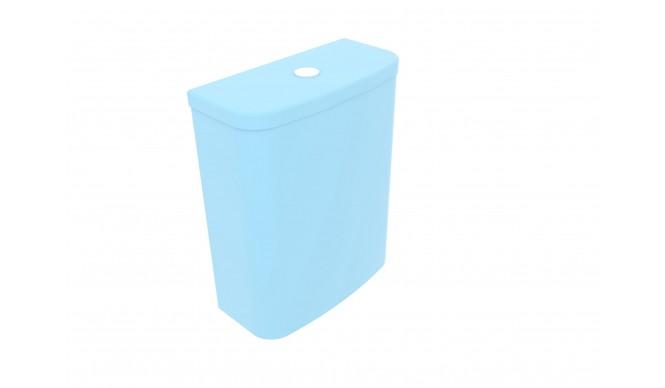 Бачок для унітазу GSG LIKE 69, 36x17xh46,5 см matt Sky (LKCIMBL023)