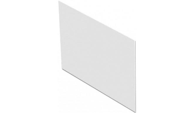 Бокова панель для прямих ванн Excellent 120x65 см, біла (OBEX.120.65WH)