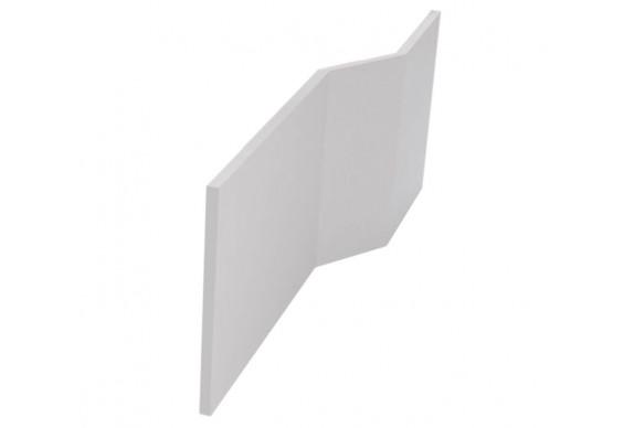 Фронтальна панель до ванни Excellent BeSpot 160x60 см права, біла (OBEX.BSP.16WH)