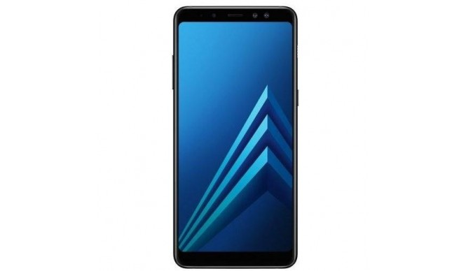 Смартфон Samsung Galaxy A8+ (A730)(2018) 32GB Black (SM-A730FZKDSEK)