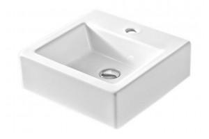 Підвісний умивальник ArtCeram Fuori box 40, white (TFL0210100)