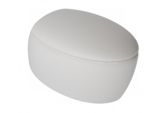 Підвісний унітаз GSG TOUCH 55 см Smart Clean white matt (TOWCSOSC001)