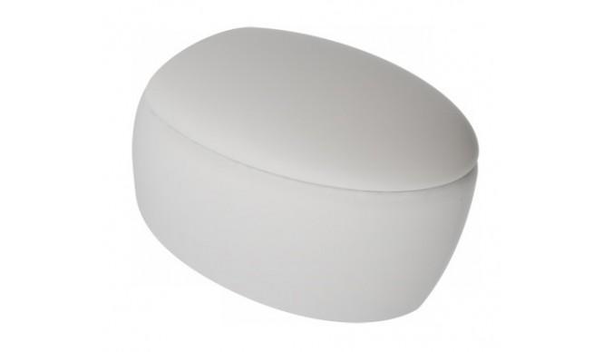 Підвісний унітаз GSG TOUCH 55 см Smart Clean white matt (TOWCSOSC001)