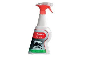 Засіб для хромованих поверхонь Ravak Cleaner Chrome (500 мл) (X01106)
