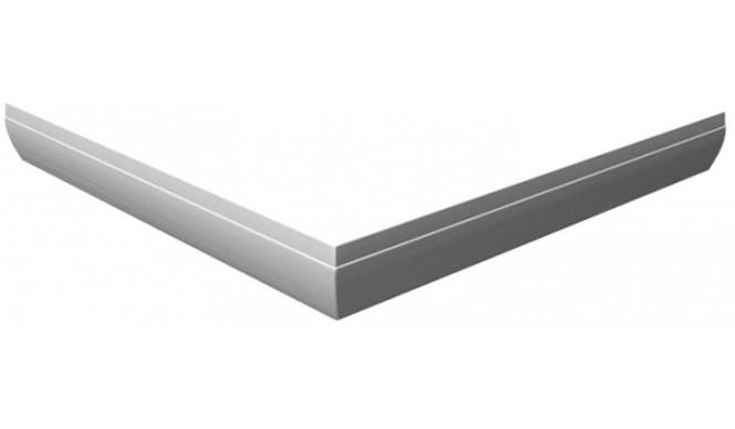 Панель для піддона Ravak Rerseus Pro-80 CHROME SET біла (XA834001010)