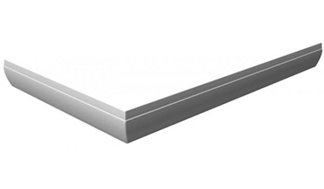 Панель для піддона Ravak Gigant Pro FLAT 120x90 SET R біла (XA83GP71010)